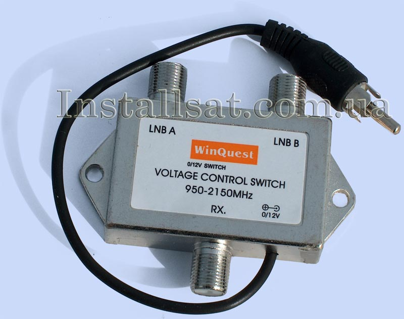 WinQuest VOLTAGE CONTROL SWITCH 0/12В